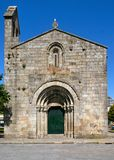 Romanesque church of Cedofeita in Oporto royalty free stock photography