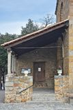 Church of Sant Agnès de Malanyanes-Catalonia Royalty Free Stock Images