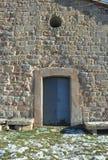 Church of Sant Cugat de Gavadons-Catalonia Stock Photos