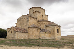 Romanesque church Royalty Free Stock Images