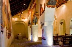 Romanesque church Sant Joan de Boi,la Vall de Boi, Spain Stock Image