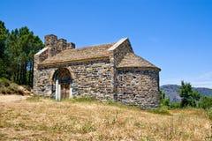 Romanesque church of Sant Miquel de Royalty Free Stock Images