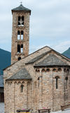 Romanesque church of Santa Maria de Taull, Catalonia, Spain Stock Image