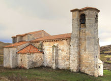 Romanesque Church of Santa Marina Royalty Free Stock Photography