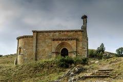 Romanesque church Stock Photography