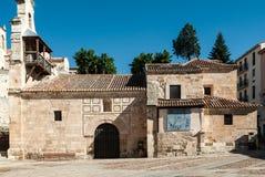 Romanesque church Spain Stock Photography