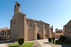 Romanesque church Spain. Romanesque church in Zamora Spain ruins Stock Photos