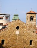 Romanesque church in Trieste, Friuli Venezia Giulia (Italy) Royalty Free Stock Photo