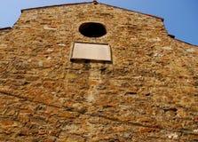 Romanesque church in Trieste, Friuli Venezia Giulia (Italy) Stock Images