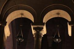Romanesque Stock Photography