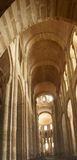 Romanesque interior Royalty Free Stock Images