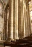 Romanesque interior Royalty Free Stock Photo