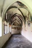 Romanesque monastery brixen Royalty Free Stock Images