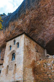 Romanesque Monastery Royalty Free Stock Photos