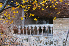 Romanesque Monastery Royalty Free Stock Images
