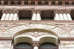 Romanesque Revival Architecture, Old City Hall, Toronto Stock Images