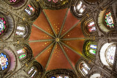 Romanesque St. Gereon church Royalty Free Stock Image