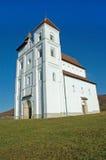 Romanesque style Lutheran church Stock Photography