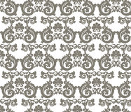 Romanesque stylized ornament pattern stock illustration