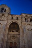 From Romanesque to Gothic Royalty Free Stock Photo