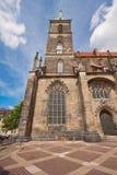 Romanesque tower Stock Photos