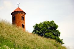 Romanesque tower Royalty Free Stock Photography