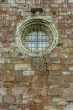 Romanesque window Stock Photo
