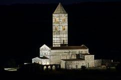 Romanesquekunst Stockfoto