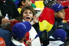 Romania- Bélgica Imagens de Stock