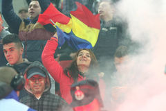 Romania- Belgien Royaltyfri Foto