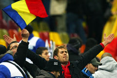 Romania- Belgien Royaltyfria Bilder