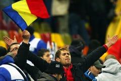 Romania- Belgium Royalty Free Stock Images