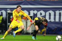 Romania- Belgium Stock Images