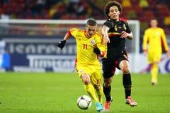 Romania- Belgium Royalty Free Stock Photography