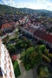 Romania - Bistrita stock photos