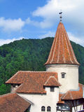 Romania. Bran. Vlad the Impaler (Dracula) Castle Royalty Free Stock Photos