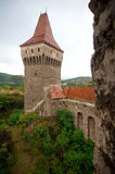Romania - Corvin Castle Royalty Free Stock Photos