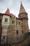 Romania - Corvin Castle Royalty Free Stock Photo