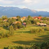 Romania countryside Stock Images