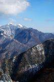 Romania - Cozia Mountains Stock Photo