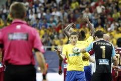 Romania Cup Final: Petrolul Ploiesti - CFR Cluj Royalty Free Stock Photography