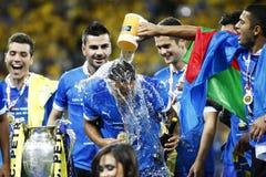Romania Cup Final: Petrolul Ploiesti - CFR Cluj Stock Photos