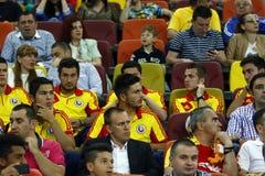 Romania Cup Final: Petrolul Ploiesti - CFR Cluj Stock Photography