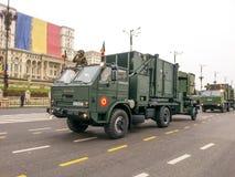 Romania 1 december parade Stock Photos