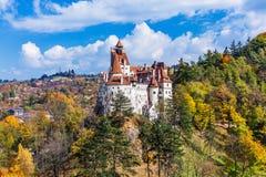 Â Romania del centro urbano del â di Brasov vecchio fotografie stock