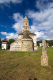 Romania - Densus Church Stock Images