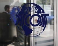 Romania DIICOT logo Stock Images