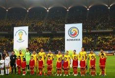 Romania-Estonia Royalty Free Stock Photography