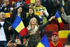 Romania-Estonia Royalty Free Stock Images