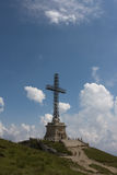 Romania Heroes Cross Monument Royalty Free Stock Photo